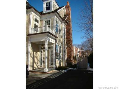 Greenwich Condo/Townhouse For Sale: 55 Church Street #B