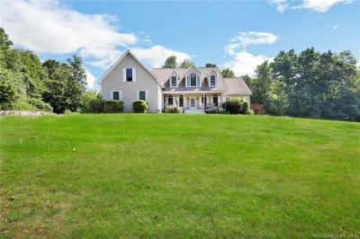 Southbury CT Single Family Home For Sale: $585,000
