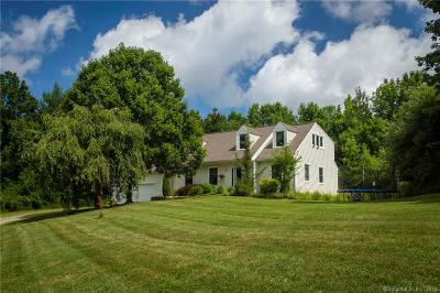 New Hartford Single Family Home For Sale: 438 West Hill Road