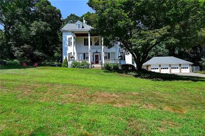 New Britain Single Family Home For Sale: 609 Shuttle Meadow Avenue