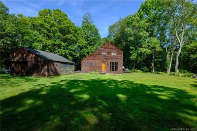 Litchfield Single Family Home For Sale: 200 Cathole Road
