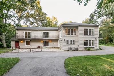 Stonington Single Family Home For Sale: 10 Old South Road