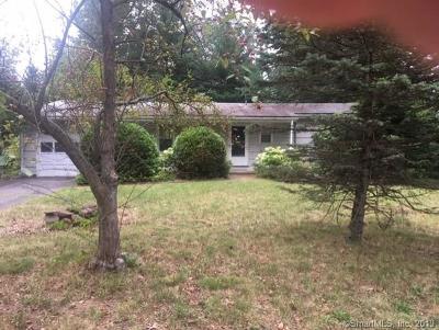 Avon Single Family Home For Sale: 52 Sylvan Street