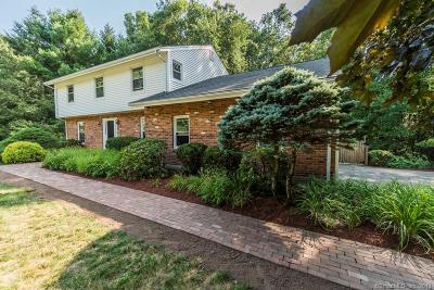Glastonbury Single Family Home For Sale: 464 Chimney Sweep Hill Road
