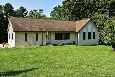 Stafford Single Family Home For Sale: 2 Tetrault Road