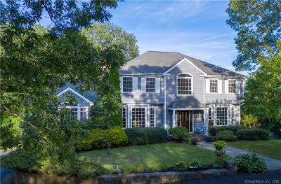 Easton Single Family Home For Sale: 129 Wedgewood Drive