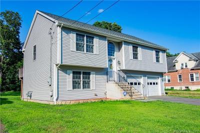 Meriden Single Family Home For Sale: 57 Lockwood Street Extension
