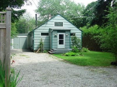 Redding Single Family Home For Sale: 174 Black Rock Turnpike