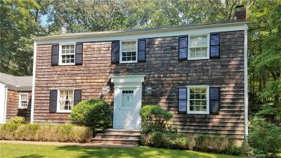 Wilton Single Family Home For Sale: 241 Mountain Road
