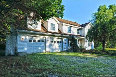 Kent Single Family Home For Sale: 42-B Studio Hill Road