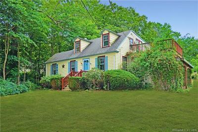 North Branford Single Family Home For Sale: 168 Sea Hill Road
