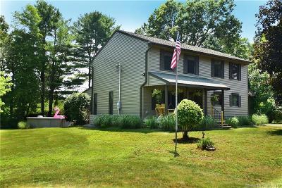 Ellington Single Family Home For Sale: 6 Penfield Avenue