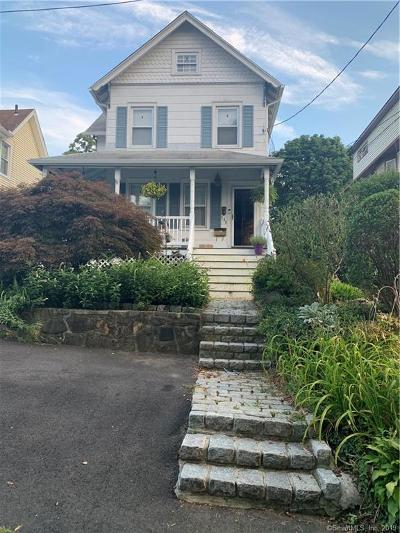 Greenwich Single Family Home For Sale: 148 Pine Street