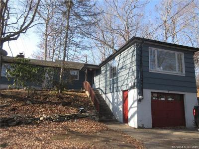 Waterford Single Family Home For Sale: 982 Hartford Turnpike