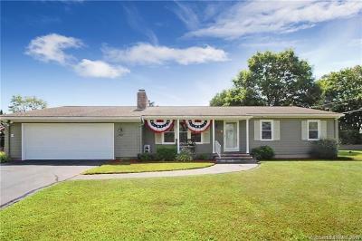 Stonington Single Family Home For Sale: 6 Marlin Drive