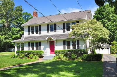 Suffield Single Family Home For Sale: 394 North Main Street