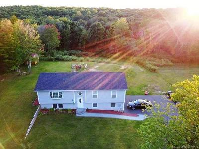 Wolcott Single Family Home For Sale: 92 Mad River Road