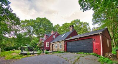 Vernon Single Family Home For Sale: 289 Box Mountain Drive