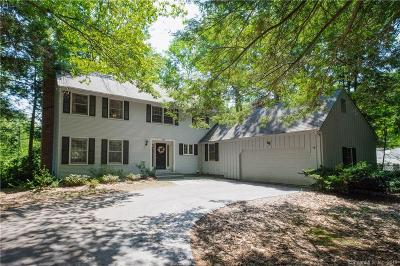 Avon Single Family Home For Sale: 176 Stagecoach Road