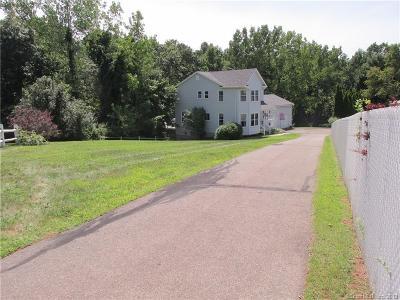 Meriden Single Family Home For Sale: 86 Beth Ann Circle