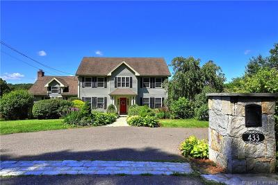 Oxford Single Family Home For Sale: 433 Chestnut Tree Hill Road