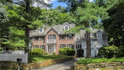 Stamford Single Family Home For Sale: 525 Westover Road