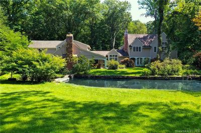 Avon CT Single Family Home For Sale: $799,900