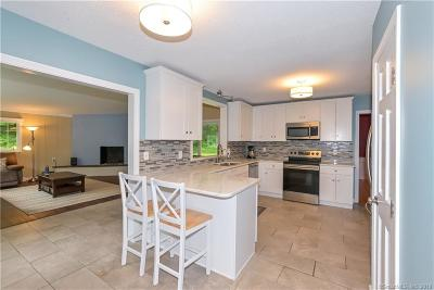 Canton Single Family Home For Sale: 116 West Mountain Road