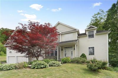 North Branford Single Family Home For Sale: 12 Tumblebrook Drive