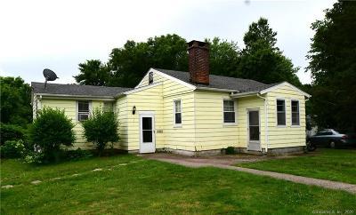 Stonington Single Family Home For Sale: 28 Marie Avenue