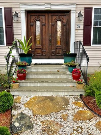Plainfield, Voluntown, Griswold, Sterling, Killingly Single Family Home For Sale: 39 Brookside Drive