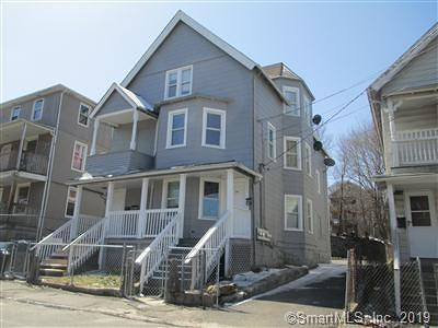 Waterbury Multi Family Home For Sale: 116 Locust Street