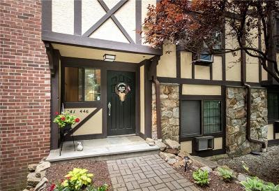Norwalk Condo/Townhouse For Sale: 50 Aiken Street #446