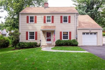 Stamford Single Family Home For Sale: 4 Vincent Avenue