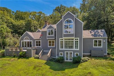 East Haddam CT Single Family Home For Sale: $569,000