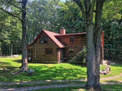 Shelton Single Family Home For Sale: 180 Leavenworth Road