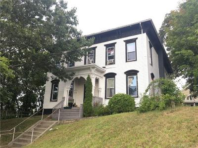 Norwich Single Family Home For Sale: 10 Laurel Hill Avenue