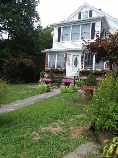 Watertown Single Family Home For Sale: 81 Bowers Street
