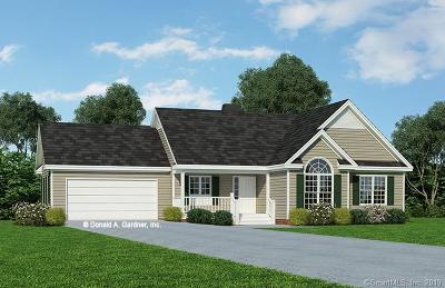 Thompson Single Family Home For Sale: Lot 17 Madison Avenue