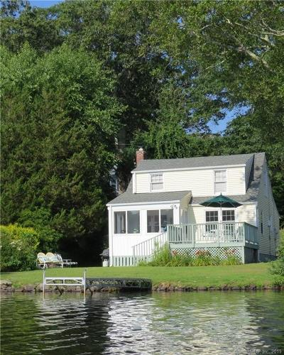 East Haddam CT Single Family Home For Sale: $349,900