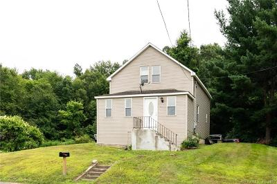 Wolcott Single Family Home For Sale: 98 Woodtick Road