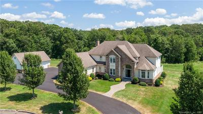 Cheshire Single Family Home For Sale: 20 Bluefield Court