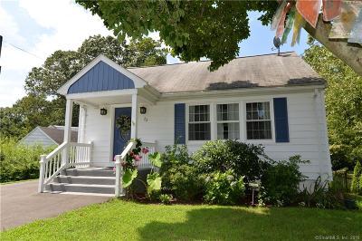 Trumbull Single Family Home For Sale: 23 Franklin Street
