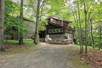 Ridgefield Single Family Home For Sale: 41 Blacksmith Ridge Road
