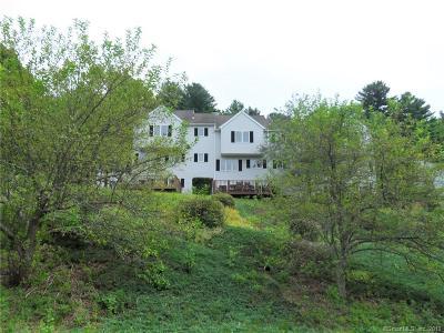Killingly Condo/Townhouse For Sale: 702 Whetstone Mills #702