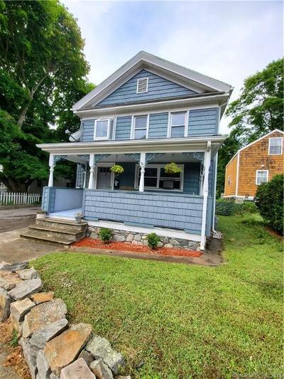Stonington Multi Family Home For Sale: 109 Liberty Street