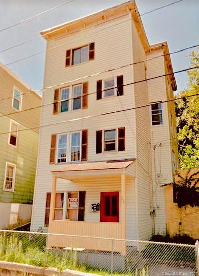 Waterbury Multi Family Home For Sale: 332 Congress Avenue
