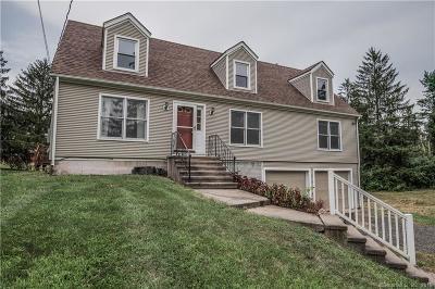 Middlefield Single Family Home For Sale: 75 Burt Drive