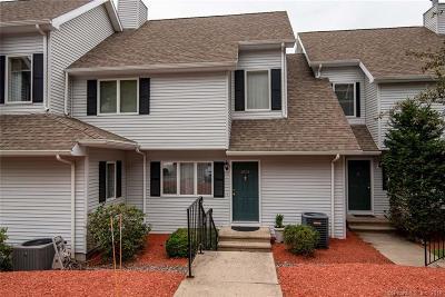 Killingly Condo/Townhouse For Sale: 503 Whetstone Mills #503