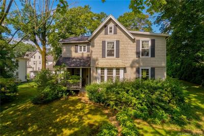 Naugatuck Single Family Home For Sale: 148 Hillside Avenue
